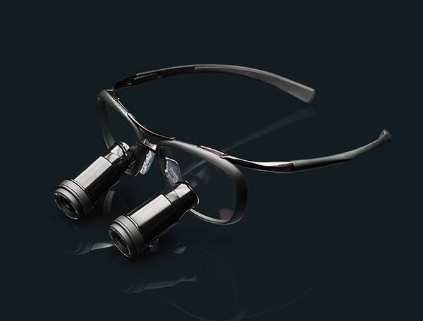 Univet TTL Loupes ITA Black Edition