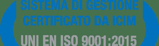 4T QuattroTi Certificazione UNI EN ISO 9001 2015