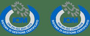 certificazioni UNI EN ISO 4T QuattroTi Srl
