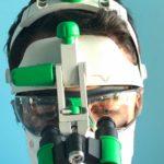 Univet Caschetto flip up con occhiali Univet 5X1 Hybrid