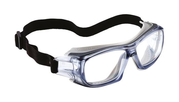 UNIVET Safety 5X9 Hybrid occhiale protettivo e correttivo mono focale