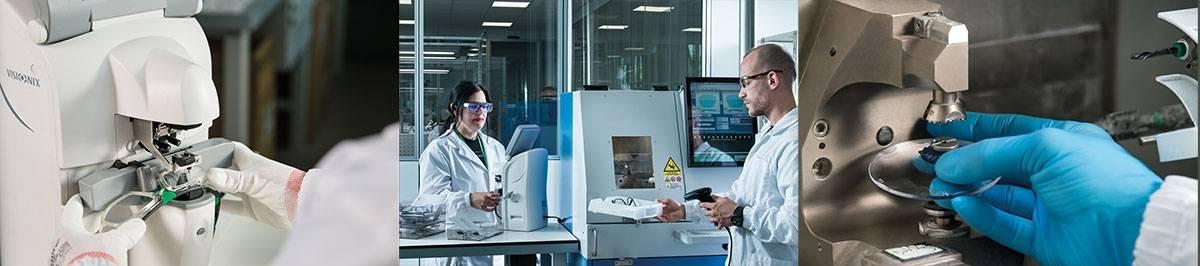 Laboratori Univet - tecnologia all'avanguardia per fronteggiare l'emergenza covid19